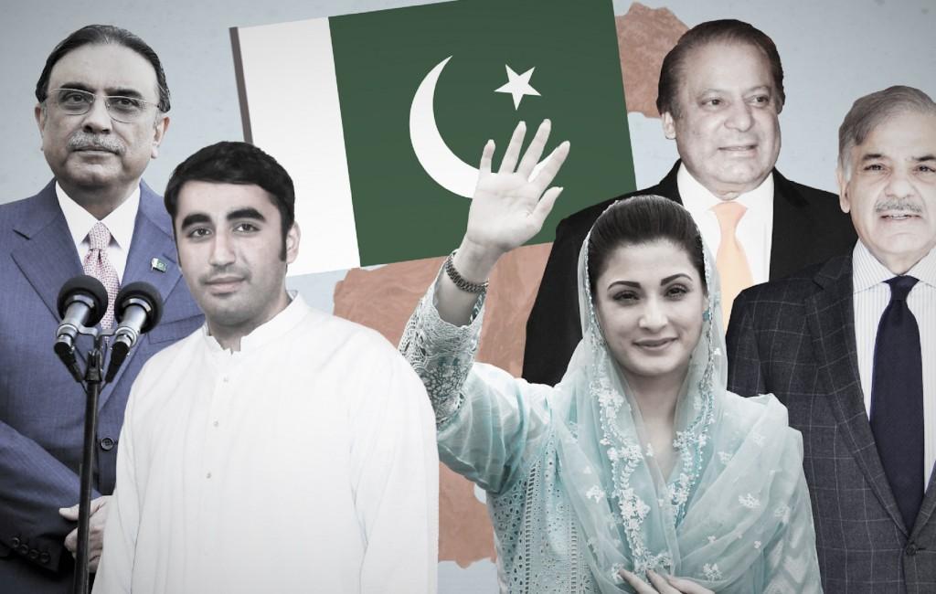 Warum die Staatsführung in Pakistan Familiensache ist