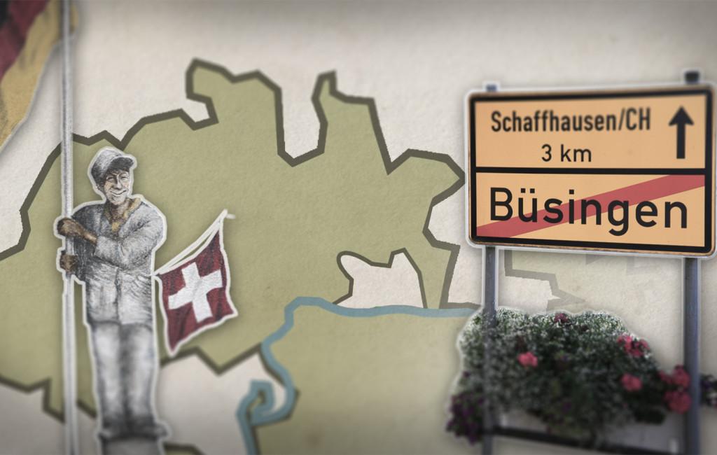 Ein Stück Deutschland in der Schweiz: Wie Büsingen mit seiner Sonderrolle kämpft