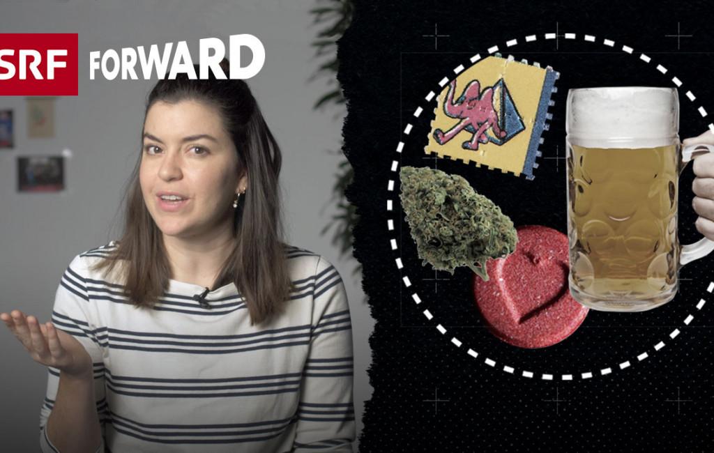 Alkohol, Cannabis und Kokain: Wie schädlich ist Drogenkonsum?